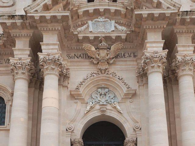 Il matrimonio di Diego e Antonella  a Siracusa, Siracusa 9