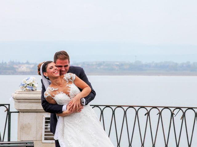 Il matrimonio di Diego e Antonella  a Siracusa, Siracusa 11