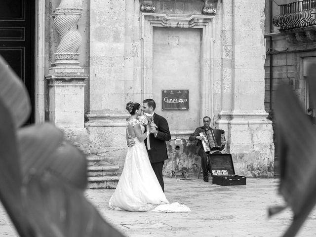 Il matrimonio di Diego e Antonella  a Siracusa, Siracusa 14