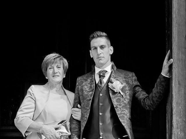 Il matrimonio di Claudio e Enrica a Rovato, Brescia 39