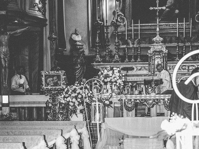 Il matrimonio di Claudio e Enrica a Rovato, Brescia 41