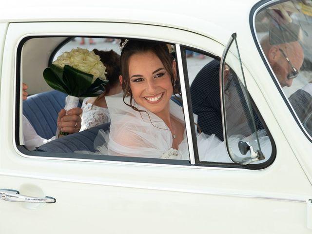 Il matrimonio di Claudio e Enrica a Rovato, Brescia 42