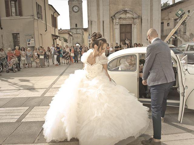 Il matrimonio di Claudio e Enrica a Rovato, Brescia 44