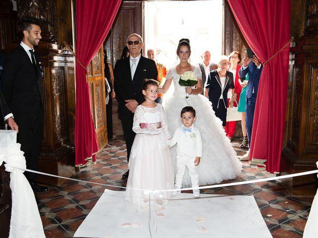 Il matrimonio di Claudio e Enrica a Rovato, Brescia 46