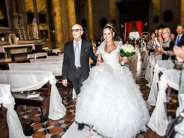 Il matrimonio di Claudio e Enrica a Rovato, Brescia 47