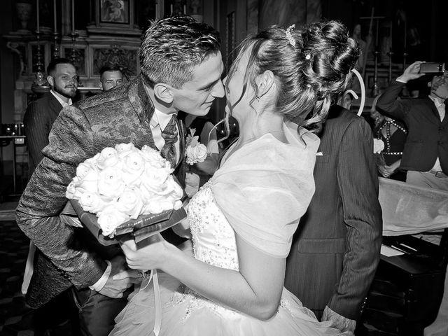 Il matrimonio di Claudio e Enrica a Rovato, Brescia 48