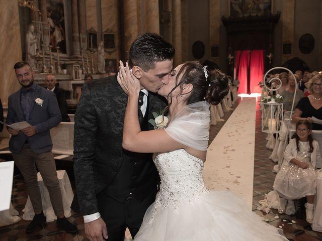 Il matrimonio di Claudio e Enrica a Rovato, Brescia 49