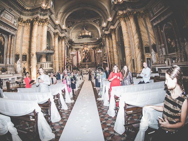 Il matrimonio di Claudio e Enrica a Rovato, Brescia 50