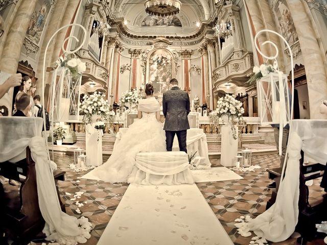 Il matrimonio di Claudio e Enrica a Rovato, Brescia 51
