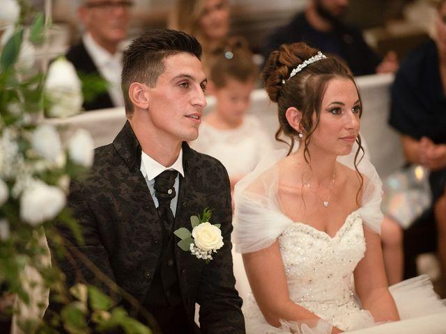 Il matrimonio di Claudio e Enrica a Rovato, Brescia 53