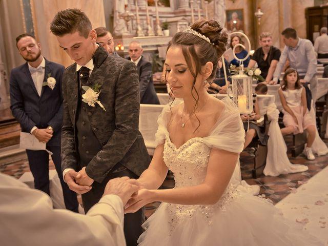 Il matrimonio di Claudio e Enrica a Rovato, Brescia 54