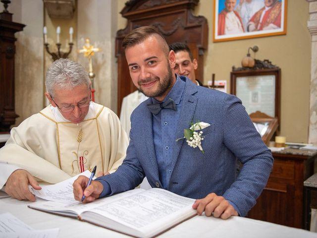 Il matrimonio di Claudio e Enrica a Rovato, Brescia 59