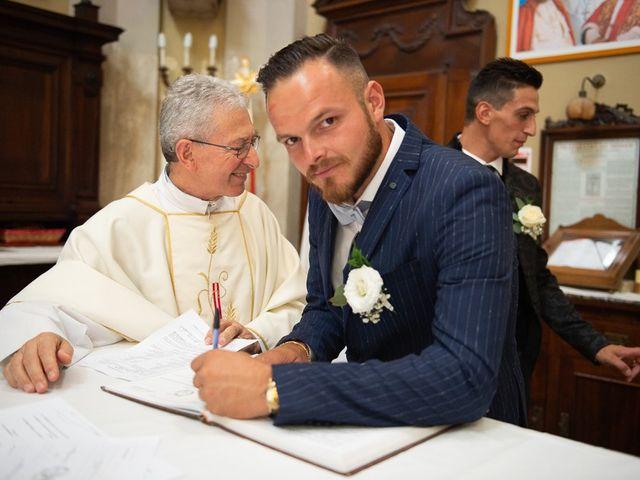Il matrimonio di Claudio e Enrica a Rovato, Brescia 60