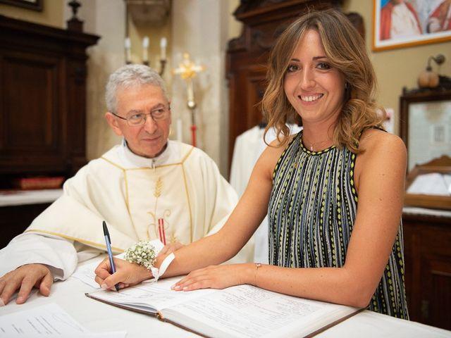 Il matrimonio di Claudio e Enrica a Rovato, Brescia 61