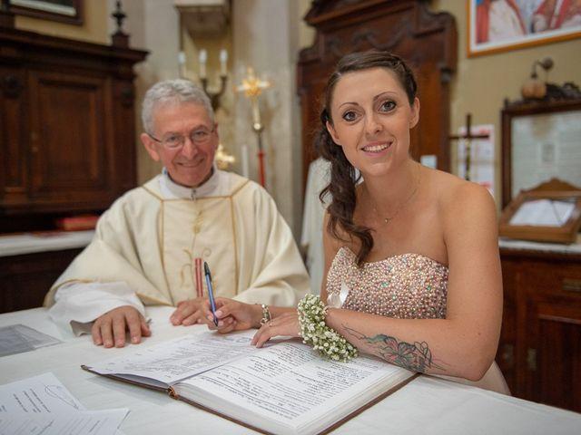 Il matrimonio di Claudio e Enrica a Rovato, Brescia 62