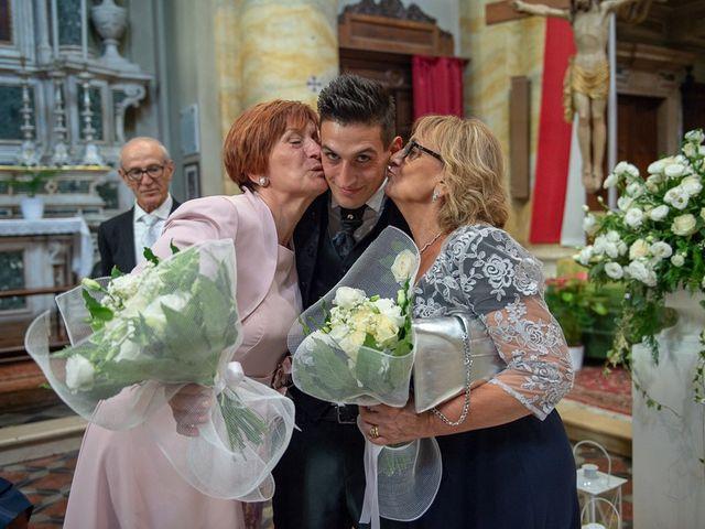 Il matrimonio di Claudio e Enrica a Rovato, Brescia 63