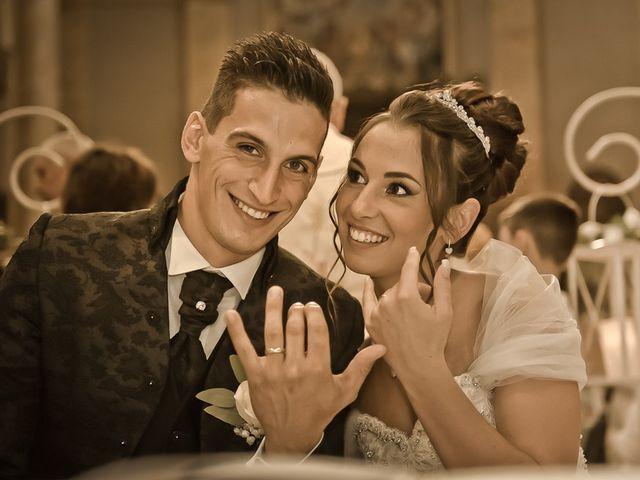 Il matrimonio di Claudio e Enrica a Rovato, Brescia 64
