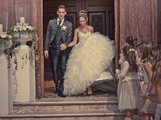 Il matrimonio di Claudio e Enrica a Rovato, Brescia 1