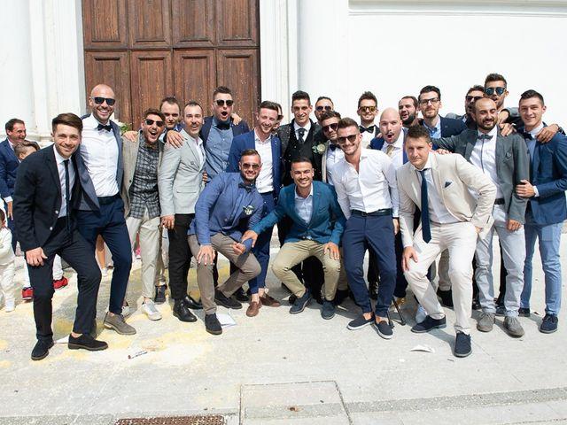 Il matrimonio di Claudio e Enrica a Rovato, Brescia 67