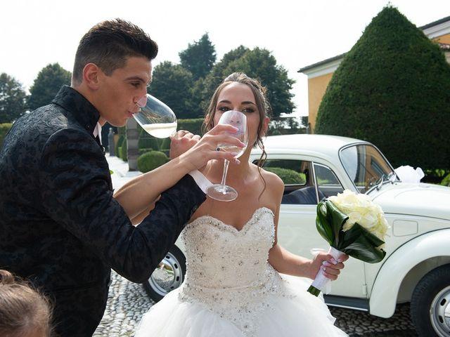 Il matrimonio di Claudio e Enrica a Rovato, Brescia 72