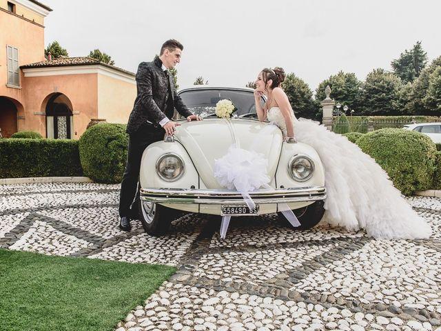 Il matrimonio di Claudio e Enrica a Rovato, Brescia 73