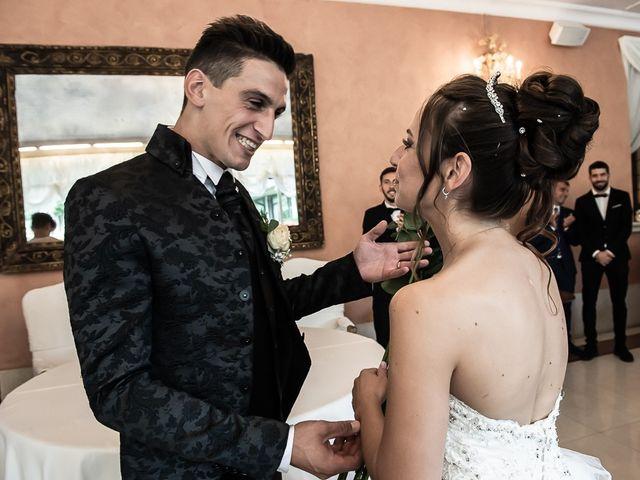 Il matrimonio di Claudio e Enrica a Rovato, Brescia 77