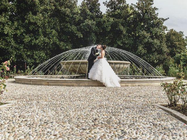 Il matrimonio di Claudio e Enrica a Rovato, Brescia 81