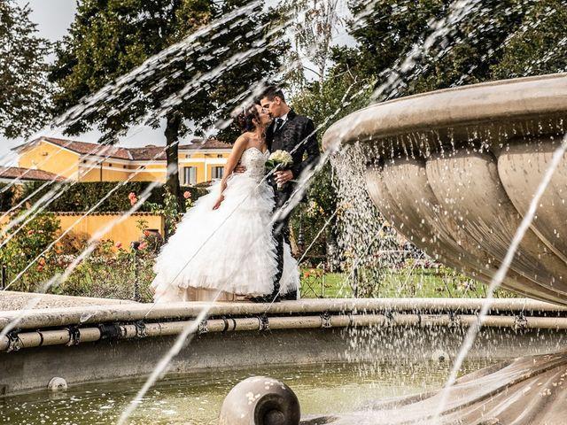 Il matrimonio di Claudio e Enrica a Rovato, Brescia 82