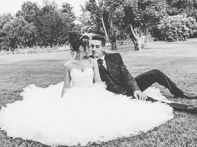 Il matrimonio di Claudio e Enrica a Rovato, Brescia 85
