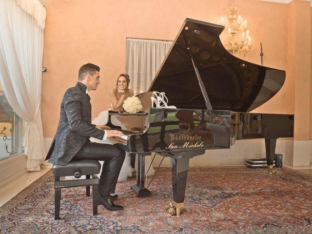 Il matrimonio di Claudio e Enrica a Rovato, Brescia 90