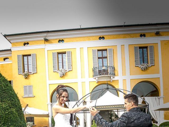 Il matrimonio di Claudio e Enrica a Rovato, Brescia 92