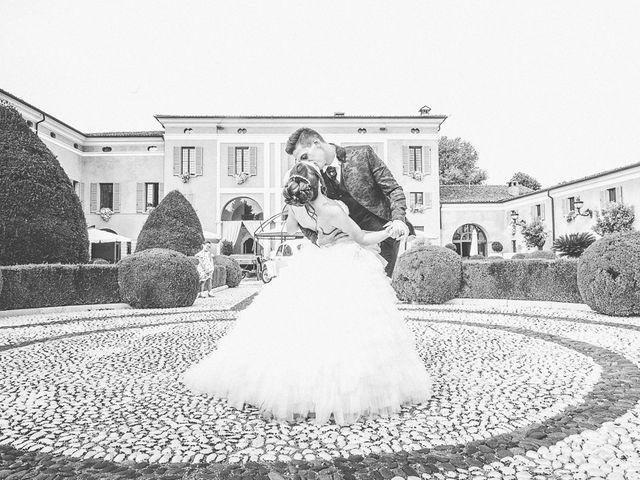 Il matrimonio di Claudio e Enrica a Rovato, Brescia 93