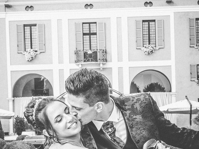 Il matrimonio di Claudio e Enrica a Rovato, Brescia 2