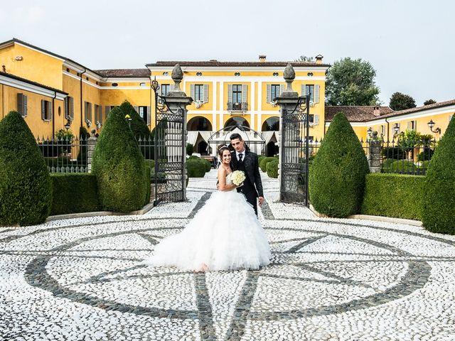 Il matrimonio di Claudio e Enrica a Rovato, Brescia 95