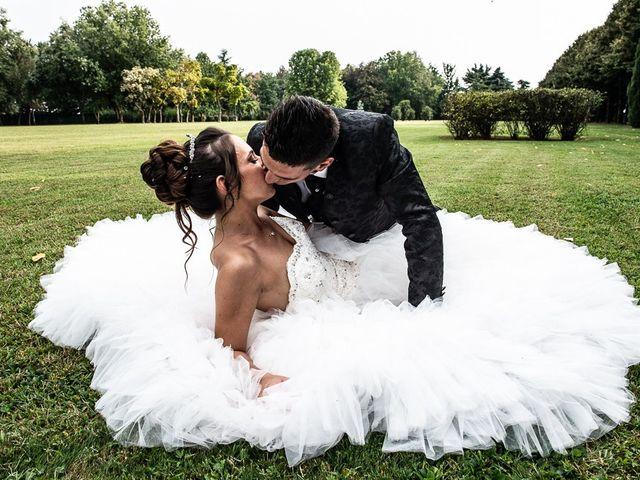 Il matrimonio di Claudio e Enrica a Rovato, Brescia 99