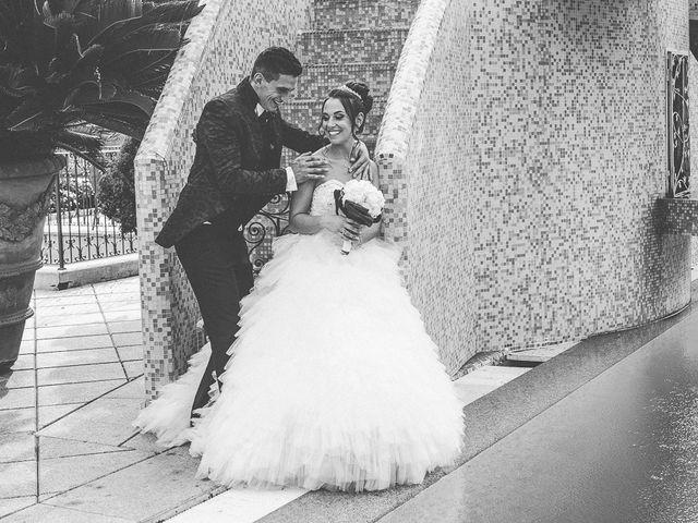 Il matrimonio di Claudio e Enrica a Rovato, Brescia 100