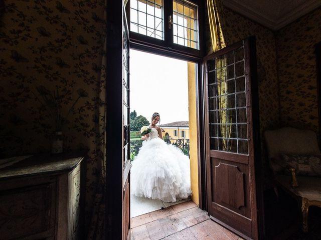 Il matrimonio di Claudio e Enrica a Rovato, Brescia 107
