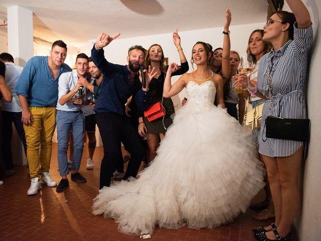 Il matrimonio di Claudio e Enrica a Rovato, Brescia 119