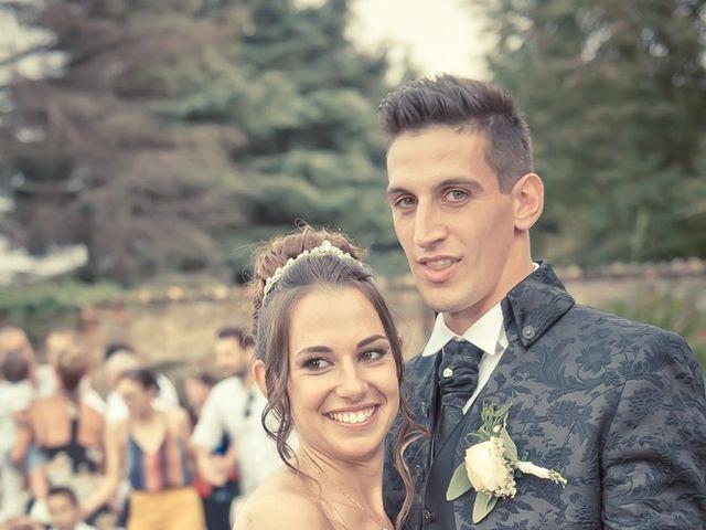 Il matrimonio di Claudio e Enrica a Rovato, Brescia 130