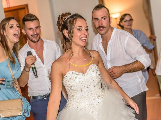 Il matrimonio di Claudio e Enrica a Rovato, Brescia 135