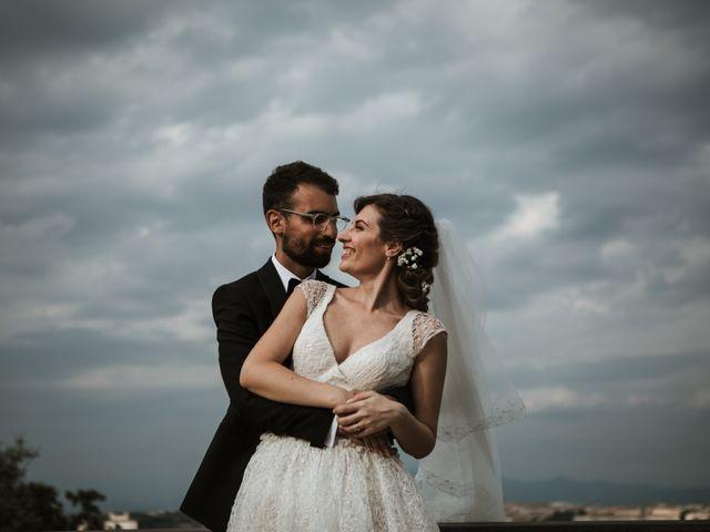 le nozze di Nelly e Fabrizio