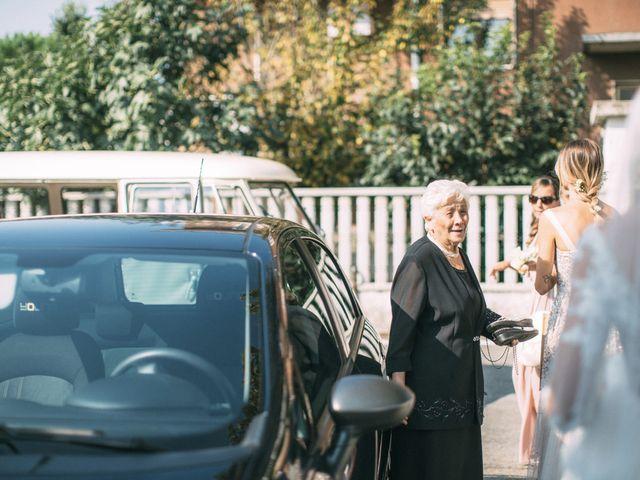 Il matrimonio di Fabio e Jessica a Bergamo, Bergamo 61