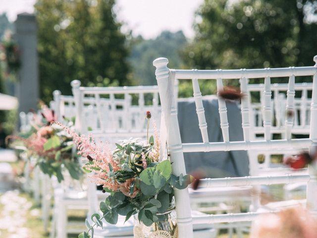 Il matrimonio di Fabio e Jessica a Bergamo, Bergamo 67