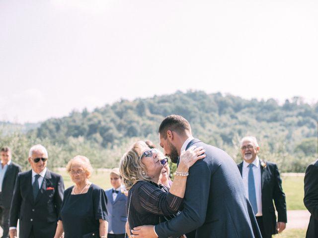 Il matrimonio di Fabio e Jessica a Bergamo, Bergamo 77