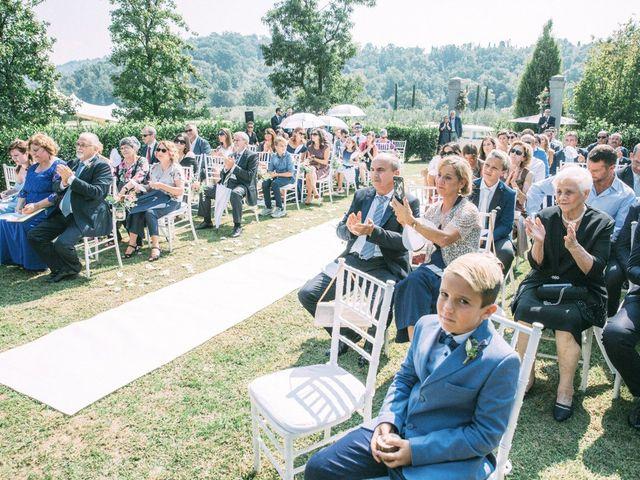 Il matrimonio di Fabio e Jessica a Bergamo, Bergamo 134