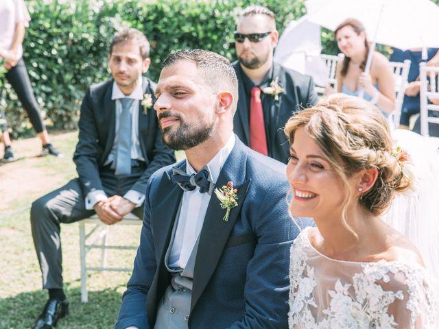 Il matrimonio di Fabio e Jessica a Bergamo, Bergamo 139