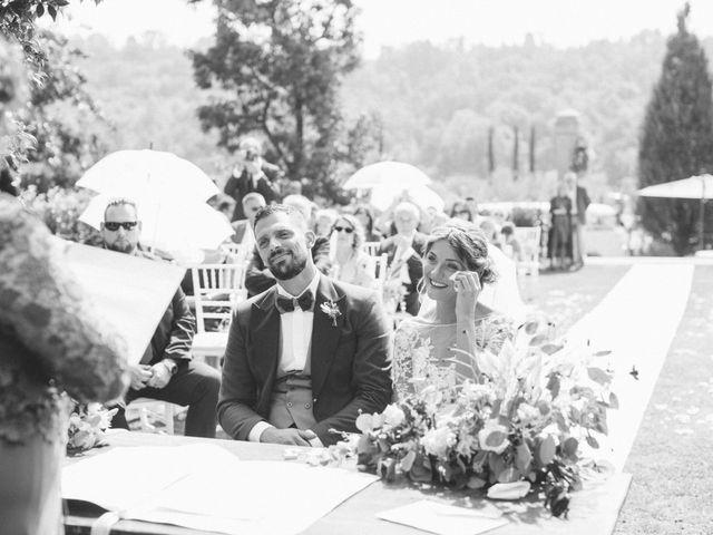 Il matrimonio di Fabio e Jessica a Bergamo, Bergamo 140