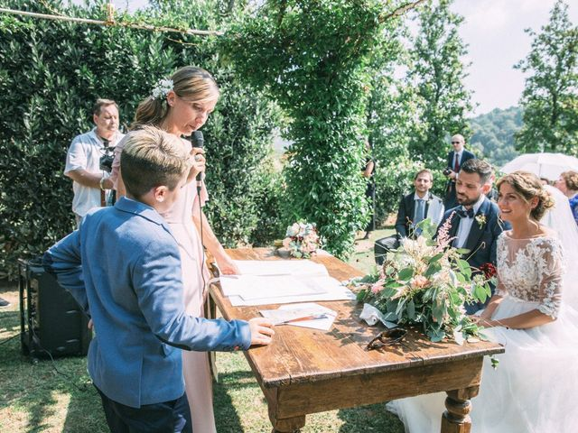 Il matrimonio di Fabio e Jessica a Bergamo, Bergamo 146