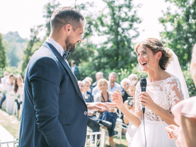 Il matrimonio di Fabio e Jessica a Bergamo, Bergamo 156