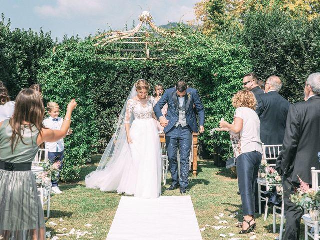 Il matrimonio di Fabio e Jessica a Bergamo, Bergamo 167